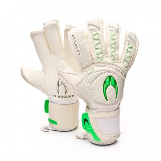 Guante  HO Soccer Ikarus Pro Roll/Negative White-Green