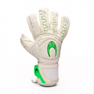 Guante  HO Soccer Ikarus Pro Roll/Negative White-Green