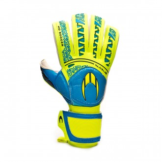 Luvas HO Soccer SSG Ikarus Roll/Negative Blue-Yellow