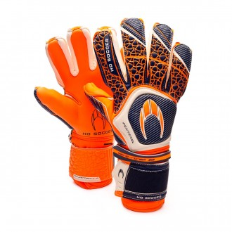 Guante  HO Soccer Sentinel Negative Orange-Navy-White