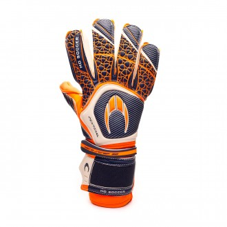 Luvas HO Soccer Sentinel Negative Orange-Navy-White