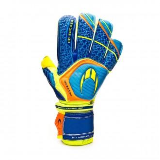 Guante  HO Soccer Sentinel Kontakt Evolution Blue-Volt