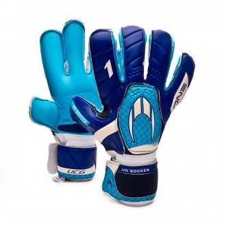Luvas  HO Soccer One Kontakt Evolution Blue