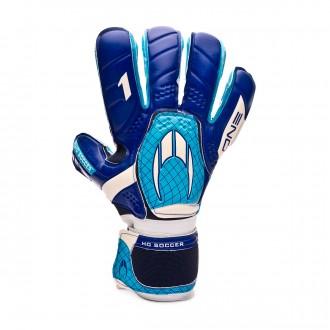 Guante  HO Soccer One Kontakt Evolution Blue
