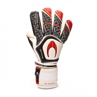Guante  HO Soccer Sentinel Negative Extreme White-Black-Red