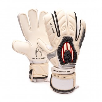 Glove  HO Soccer Pro Curved GEN7 White-Black