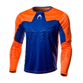 Maillot  HO Soccer Ikarus 2018 Orange-Bleu