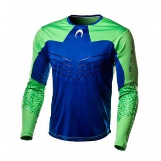 Maillot  HO Soccer Ikarus 2018 Vert-Bleu