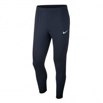 Long pants   Nike Kids Dry Academy 18 Obsidian-White