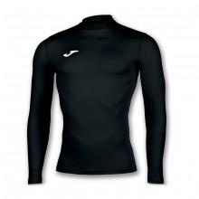 Camiseta Térmica m/l Brama Academy Negro