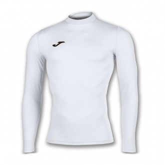 Maillot Joma Thermique m/l Brama Academy Blanc