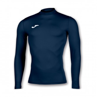 Maillot  Joma Thermique m/l Brama Academy Bleu marine