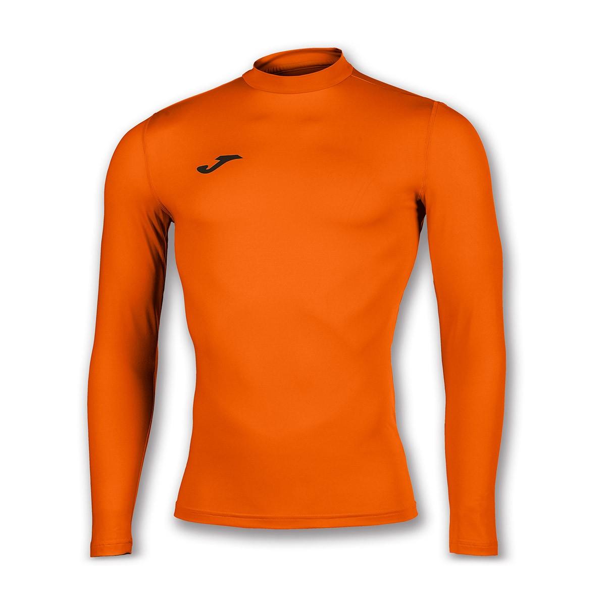 Camiseta Joma Térmica m l Brama Academy Naranja - Soloporteros es ahora  Fútbol Emotion f7d5cd4873dc3