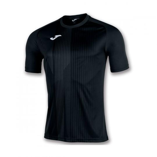 e0d8584c4b Jersey Joma Tiger m/c Black - Football store Fútbol Emotion