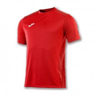 Camiseta  Joma Dinamo II m/c Rojo