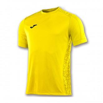 Camiseta  Joma Dinamo II m/c Amarillo