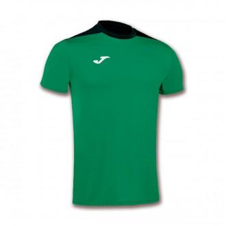 Camiseta  Joma Spike m/c Verde-Negro