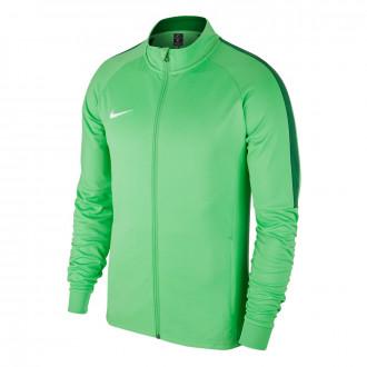 Chaqueta  Nike Dry Academy 18 Light green spark-Pine green-White