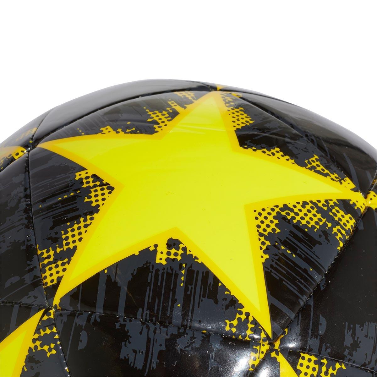 c72900e331acd Balón adidas Finale18 Juventus Capitano 2018-2019 Shock  yellow-Yellow-Carbon-Black - Tienda de fútbol Fútbol Emotion