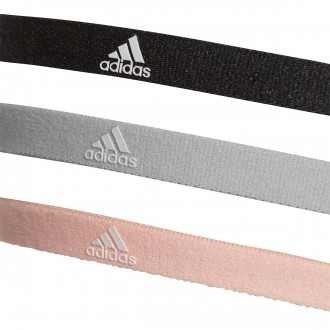 Tape  adidas 3 Unit Pack Carbon-Grey one-Clear orange