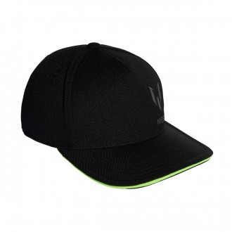 Cap  adidas Kids Messi  Black-Solar green
