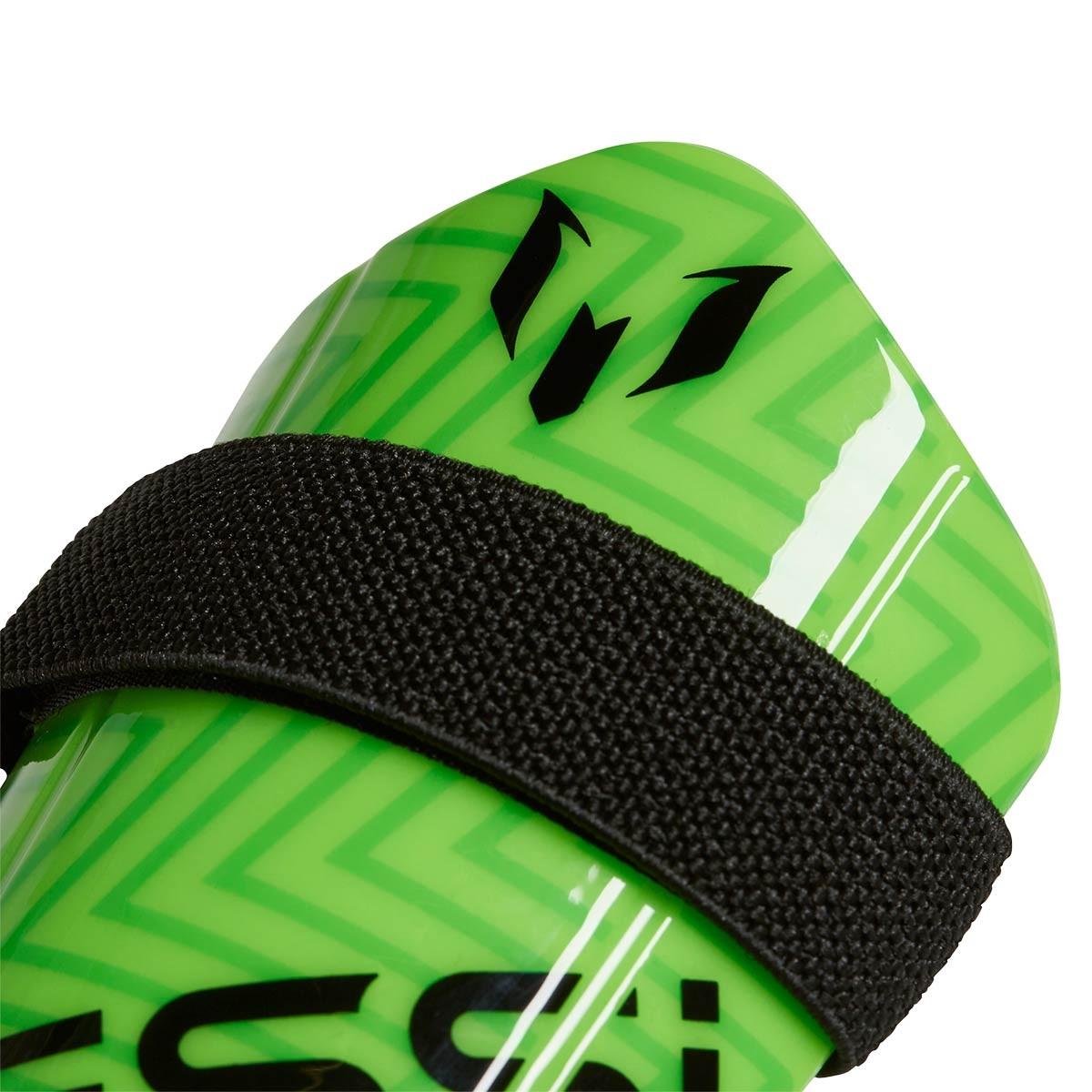 Espinillera adidas Messi 10 Niño Solar green-Solar lime-Black ... e88ea6b88e892
