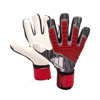 Glove  adidas Kids Predator Pro   Black-Red-White