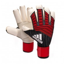Guante Predator FingerTip Black-Red-White