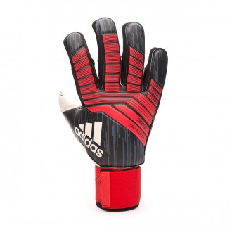 Glove  adidas Predator Half Negative Black-Red-White
