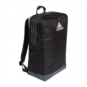 Mochila  adidas Tiro BP Ballnet Black-Dark grey