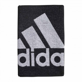 Towel  adidas Adidas Black