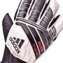 Guante Predator Fingersave Manuel Neuer Niño White-Silver metallic-Black-Solar red