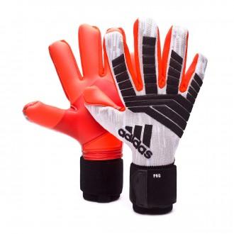 Luvas  adidas Predator Pro Manuel Neuer White-Black-Solar red
