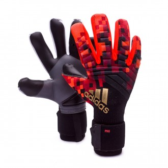 Guante  adidas Predator World Cup Red-Black