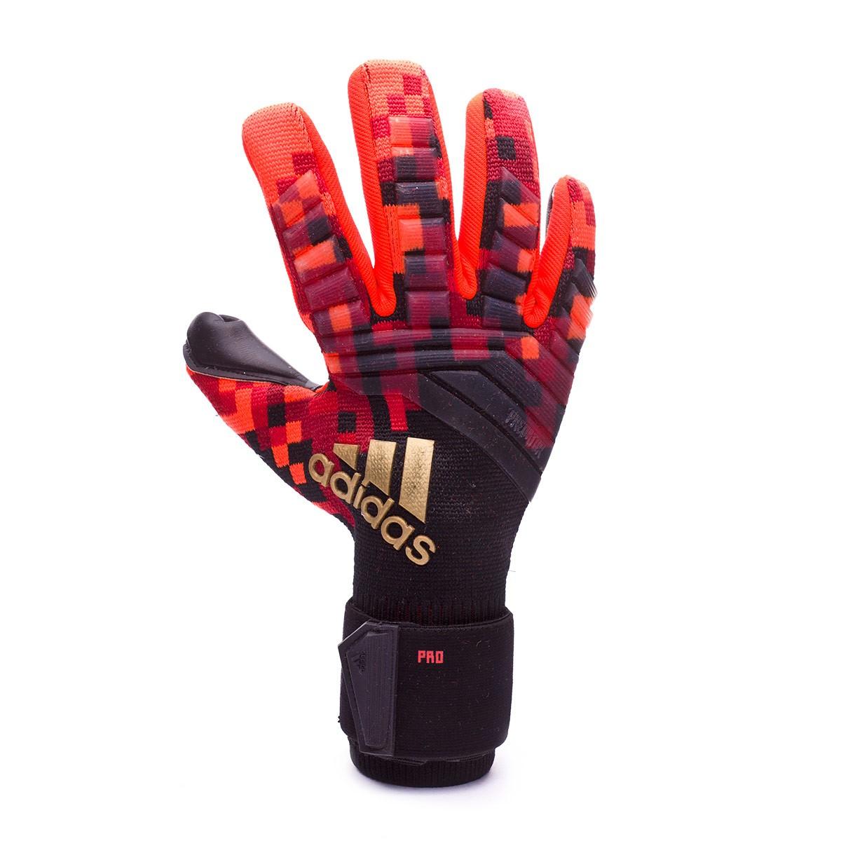 2c563cd84bba Glove adidas Predator World Cup Red-Black - Football store Fútbol Emotion