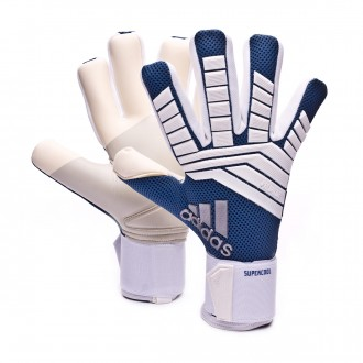 Guante  adidas Predator Super Cool Trace royal-White-Silver metallic