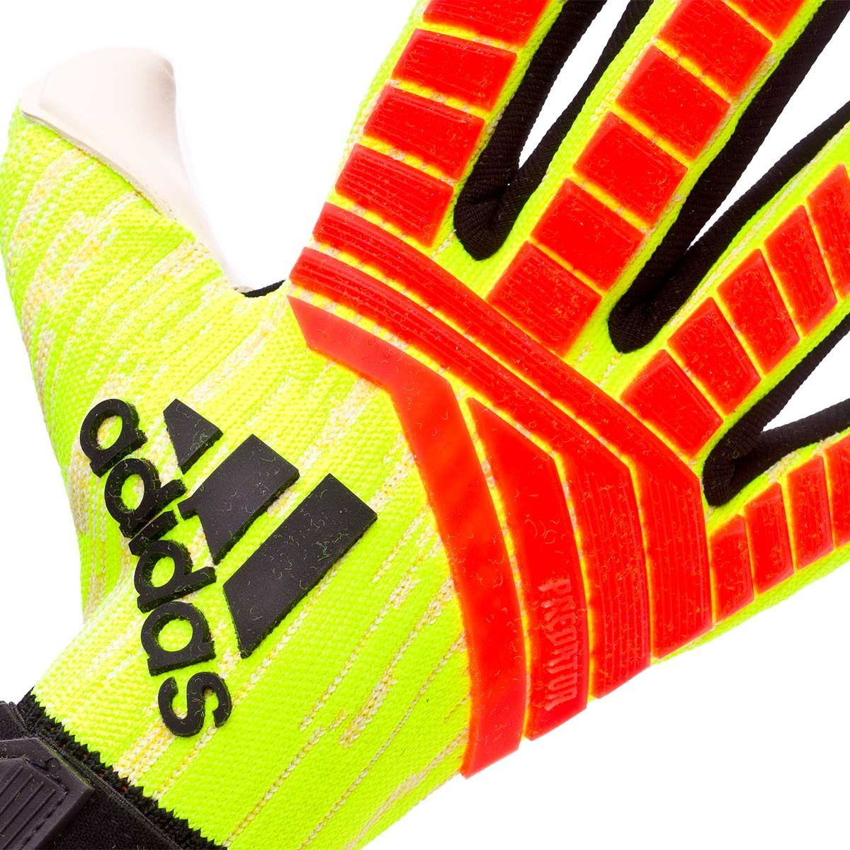 45d108fcef7ca ... netherlands glove adidas predator pro solar yellow solar red black  leaked soccer 98343 ad3a5