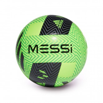 Bola de Futebol  adidas Messi Solar green-Black-Solar lime