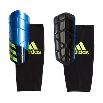 Shinpads  adidas X Pro Football blue-Black-Solar yellow