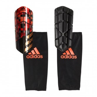 Shinpads  adidas X Telstar Silver metallic-Black-Copper gold