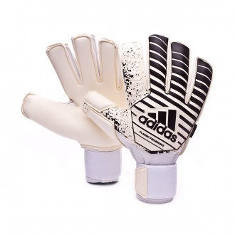 Guante  adidas Classic Fingersave White-Black