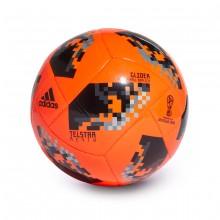 Balón World Cup KO Glider Solar red-Black