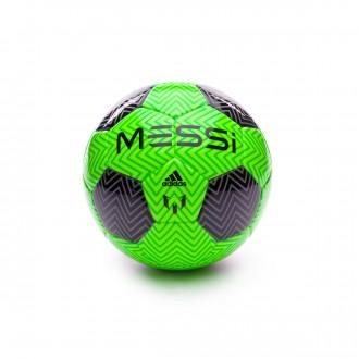Ballon  adidas Mini Messi Solar green-Black-Solar lime