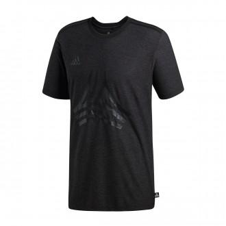Camisola  adidas Tango Logo Black