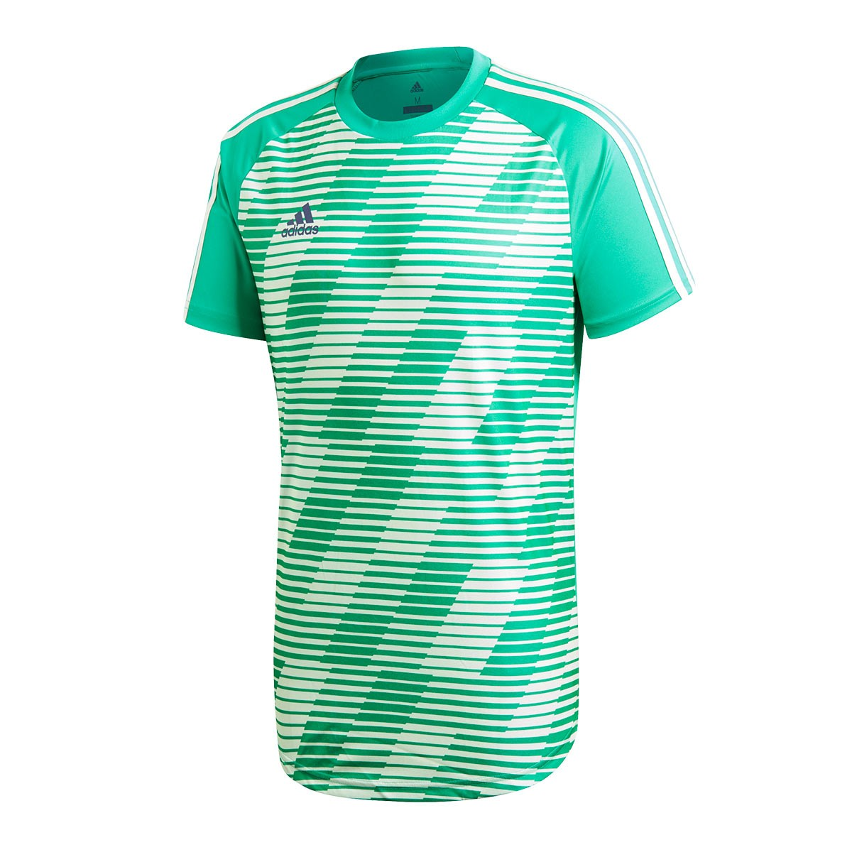 b7f1d8bf394 Camisola adidas Tango Graphic Core green - Loja de futebol Fútbol Emotion