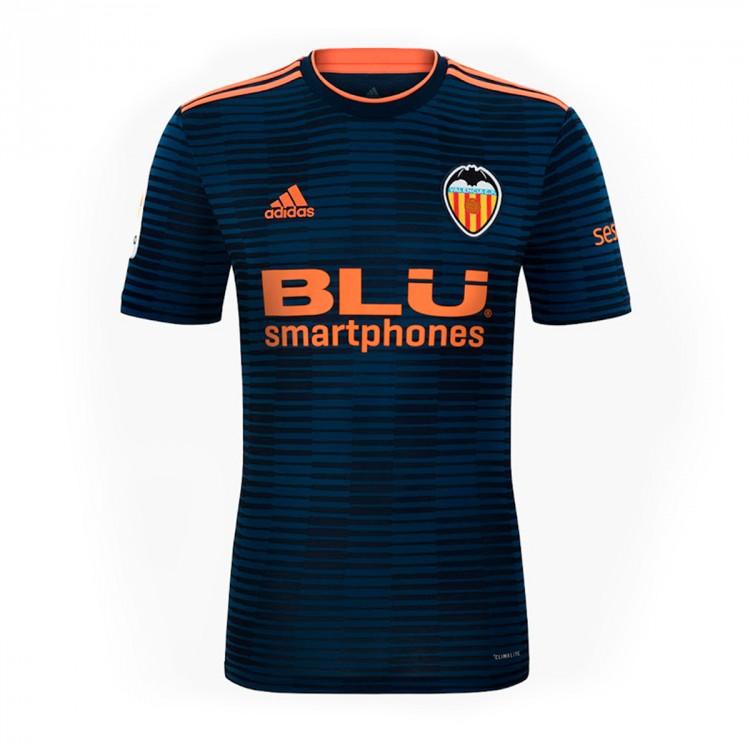 Seconda Maglia Valencia CF personalizzata