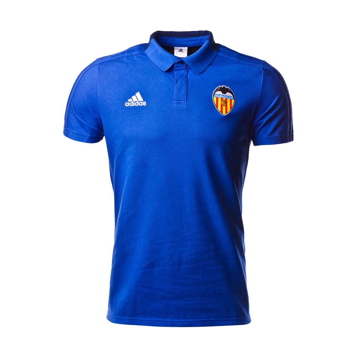 Bold 2018-2019 Valencia Blue-white Cf Blue-dark Polo