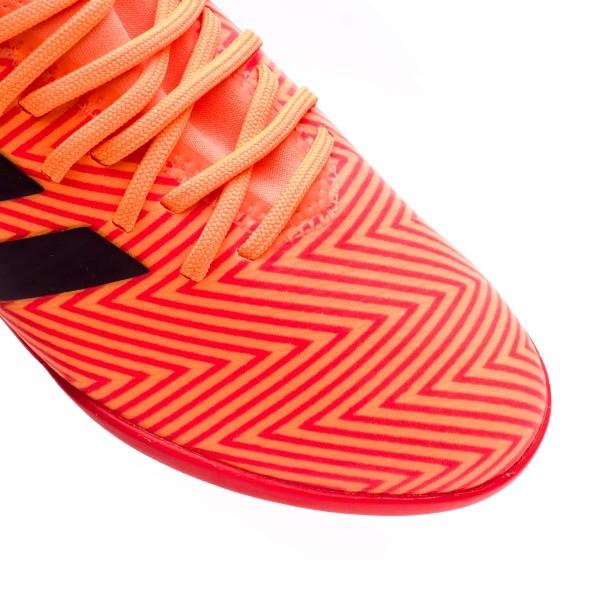 94792e02d Football Boot adidas Kids Nemeziz Tango 18.3 Turf Zest-Black-Solar red - Tienda  de fútbol Fútbol Emotion