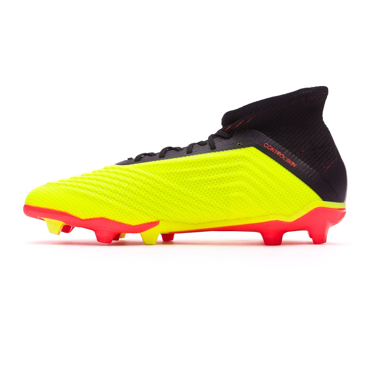 best service 58b7e c9e8d ... Bota Predator 18.1 FG Niño Solar yellow-Black-Solar red. CATEGORY