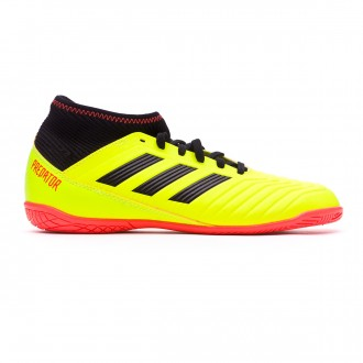 Scarpe  adidas Predator Tango 18.3 IN Junior Solar yellow-Black-Solar red